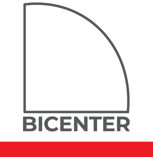 Logo verticale Bicenter Padova