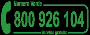 numero verde Bicenter Padova