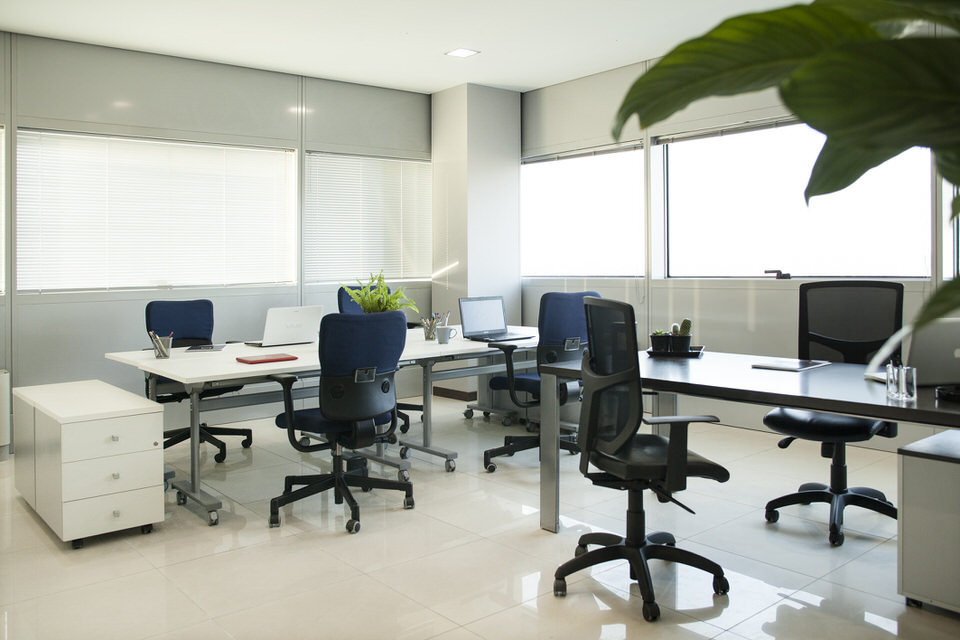 uffici arredati padova coworking