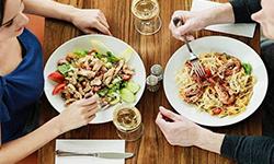 Pranzo gourmet a Padova