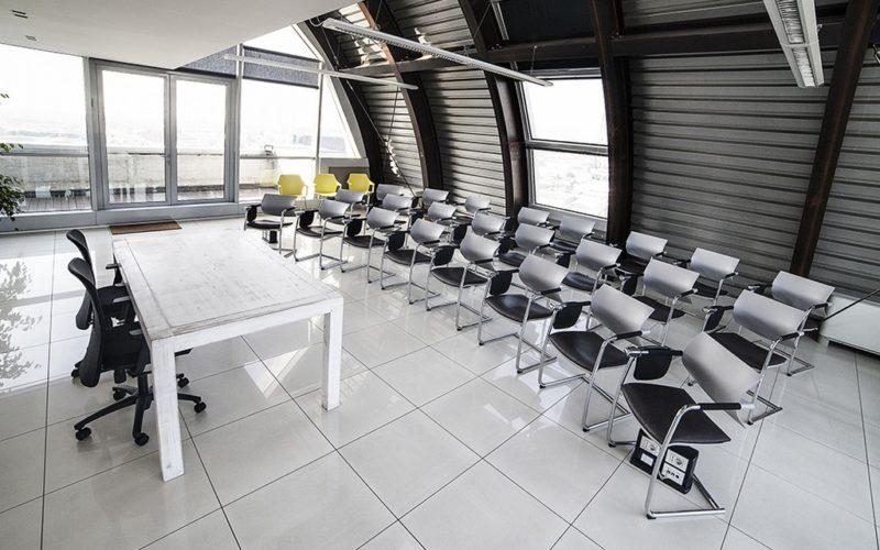 Sala meeting, se è comoda ed efficiente lavorare è più facile