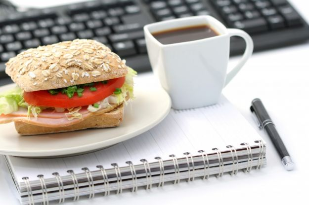 Come impiegare il tempo in pausa pranzo?