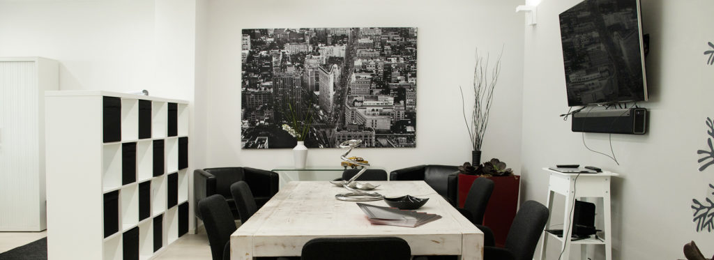 Showroom di design a Padova