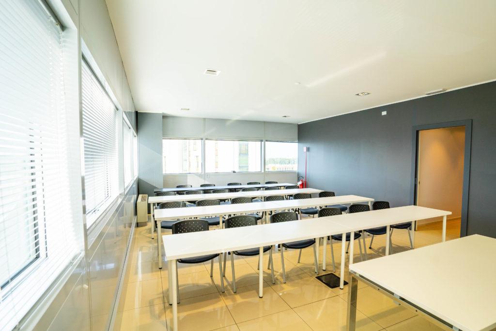 Sala meeting padova est vista sx