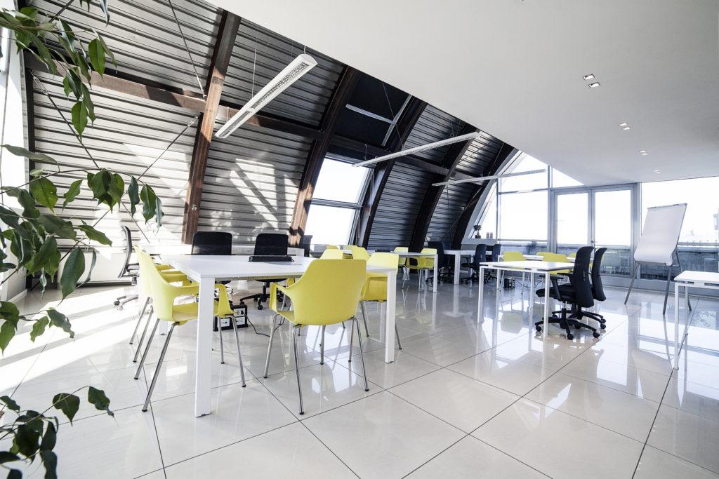 designed meeting rooms
