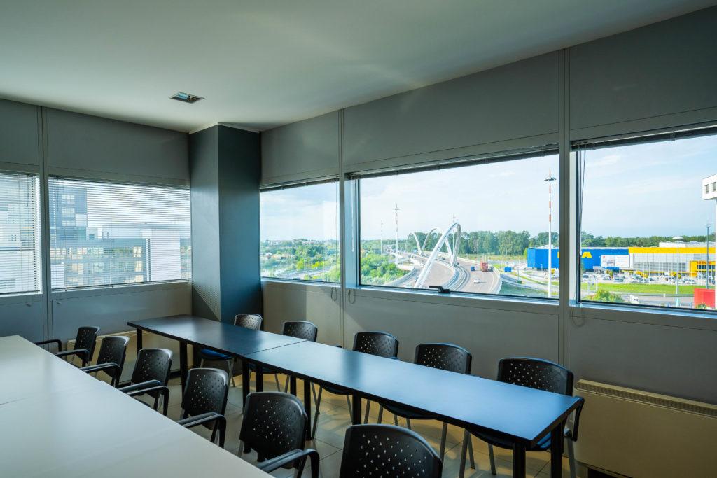 meeting rooms west at Padova
