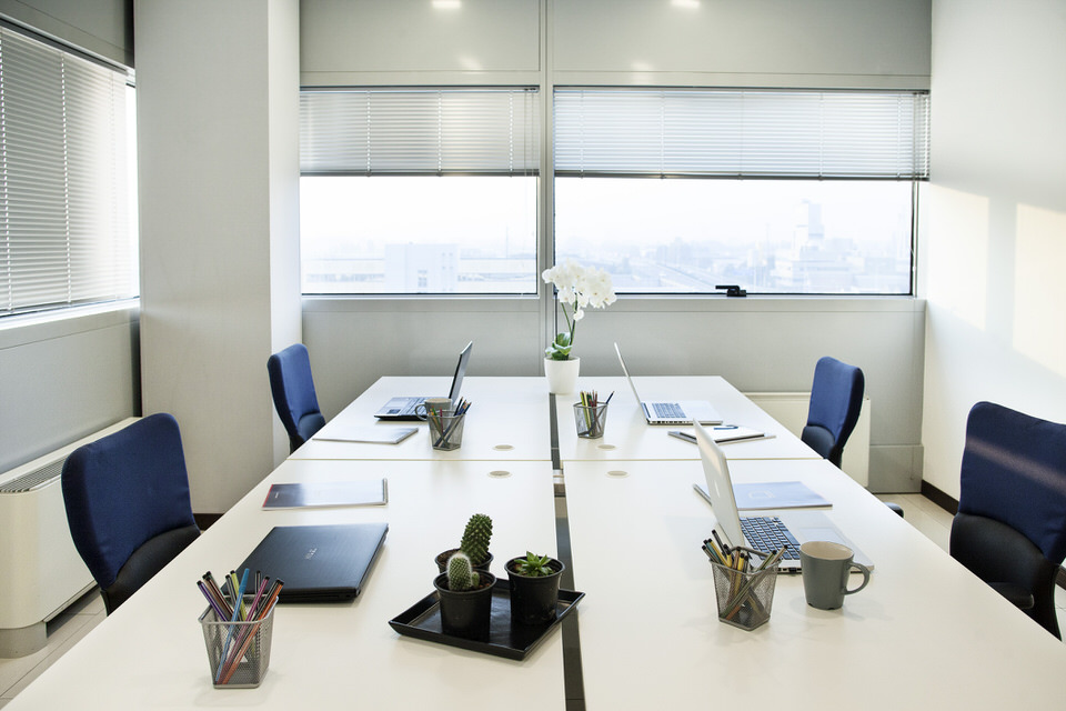 photo furnished offices padova