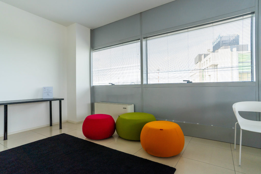 relax area meeting rooms Padova