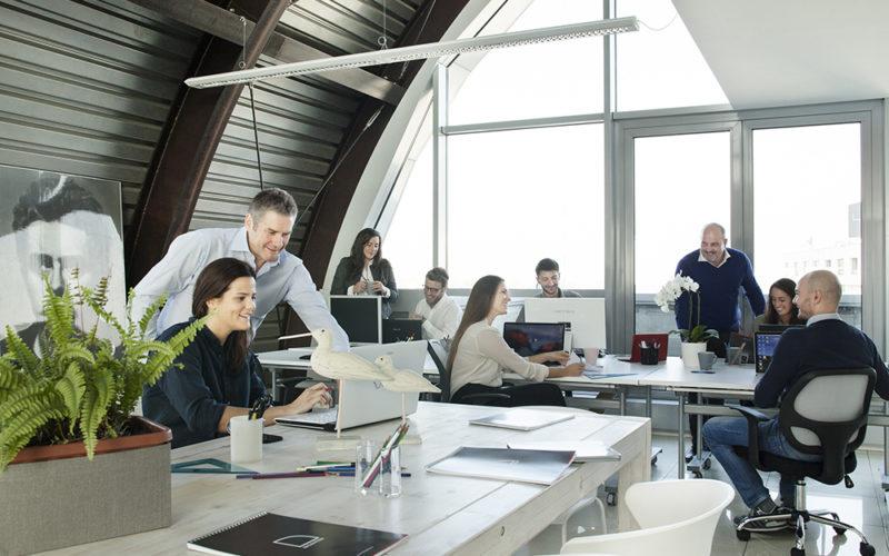 Bicenter: spazi flessibili e servizi avanzati