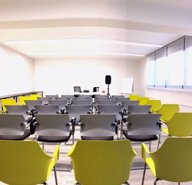 training room for meeting