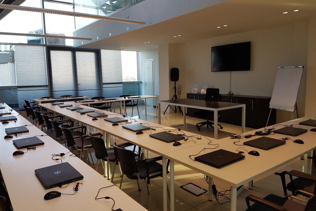 training room rental