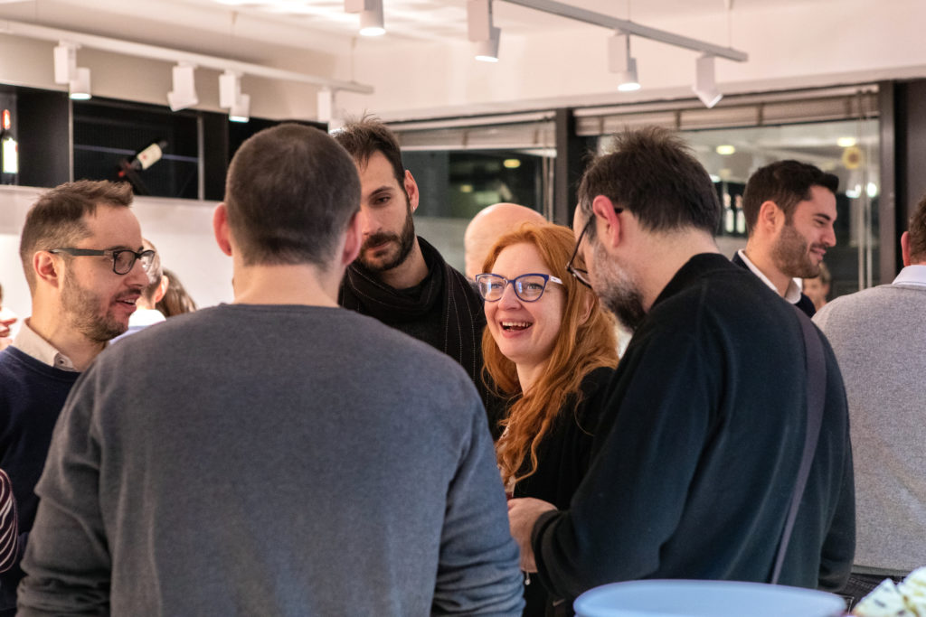 Party Natalizio 2019 Bicenter ottima compagnia