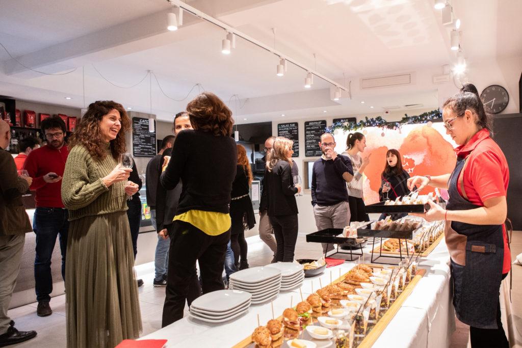Party Natalizio 2019 Bicenter servizio